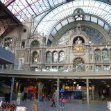 アントワープ駅のコインロッカー&パリ北駅までのタリスThalys乗車レポ|2016年12月