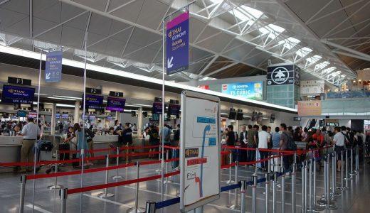 タイ国際航空で子連れ海外旅行!機内サービス(機内食・お菓子)をレポート!美女にパパも大満足!