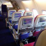 タイ航空2階建て飛行機エアバスA380エコノミークラスの2階席をレポート!子連れ旅行にもおすすめ