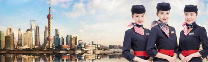 中国東方航空のCA