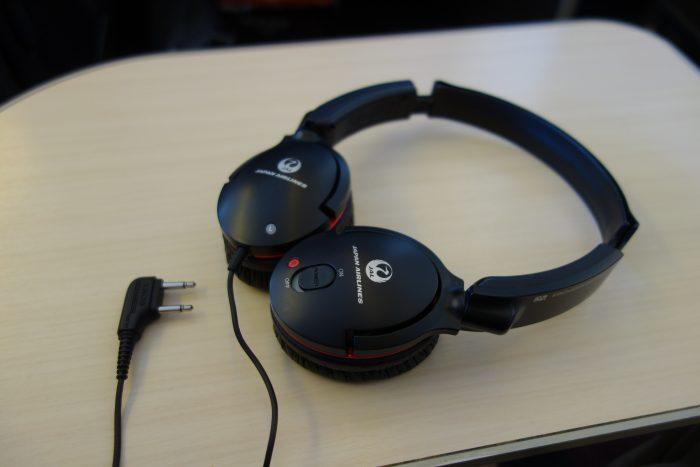 jalビジネスクラスノイズキャンセリングヘッドフォン