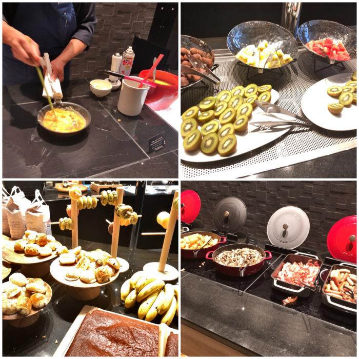 ヒルトン名古屋の朝食